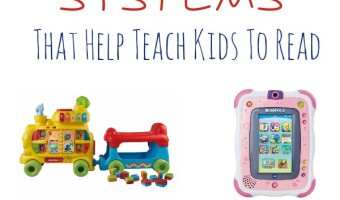 VTech Learning Systems That Teach Kids To Read