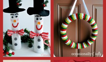 This season you can make some great Cheap Christmas Crafts For Kids that are sure to make your little ones happy, and not break your bank. Not only are these fun for the kids to help you make, they can also be used as decorations and gift items.