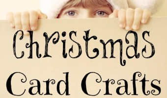 Christmas Card Crafts For Kids