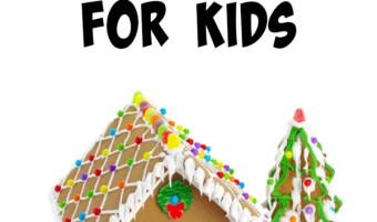 Edible Christmas Crafts For Kids