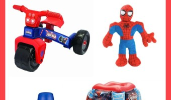 Looking for the cutest Spiderman toys for 1 year old toddlers that can grow with your baby? We LOVE these great picks!