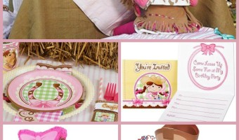 Throw the coolest bash ever for your daughter with these fun pink cowgirl party ideas. Show the world she can be a princess AND a cowgirl!