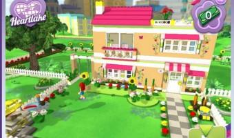 LEGO Friends Games: Dress Up App