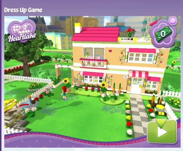 Having trouble figuring out the cool new LEGO Friends Dress Up Game App? Check out our tips for helping your daughter get started on the fun game!