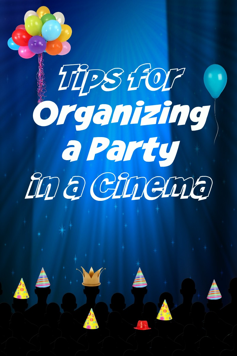 Planning to throw your party in a cinema? Check out our tips to keep the spending under control while maximizing the fun for everyone.