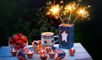 Planning a patriotic bash? Check out our favorite 4th of July party games for teens to keep everyone having a blast until the big fireworks display! Plus, check out our favorite party decorations and tips!