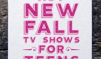 Check out the hottest new Fall shows for 2015 for the teen scene, along with sneak peaks and trailers! Then set your DVR and get ready for all those premieres!