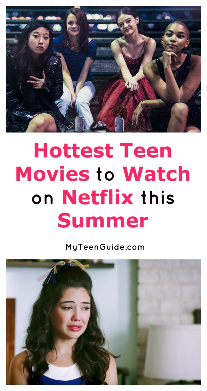 Looking for great teen movies to watch on Netflix this summer? Check out our list of must-see upcoming and new releases to watch with your friends!