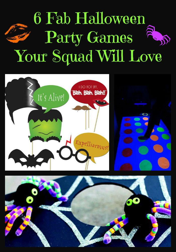 These fun Halloween party games for teenagers are perfect for playing with your whole squad. Try one or them all, you will have a blast.
