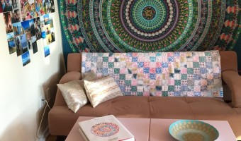 Looking for some affordable ways to personalize your dorm room? Check out these fun and easy DIY ideas! Your dorm room will feel like home in no time!