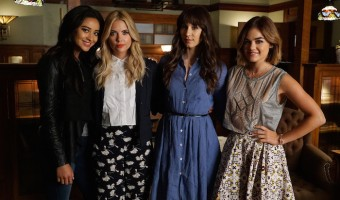 Pretty Little Liars Charlotte's web episode recap