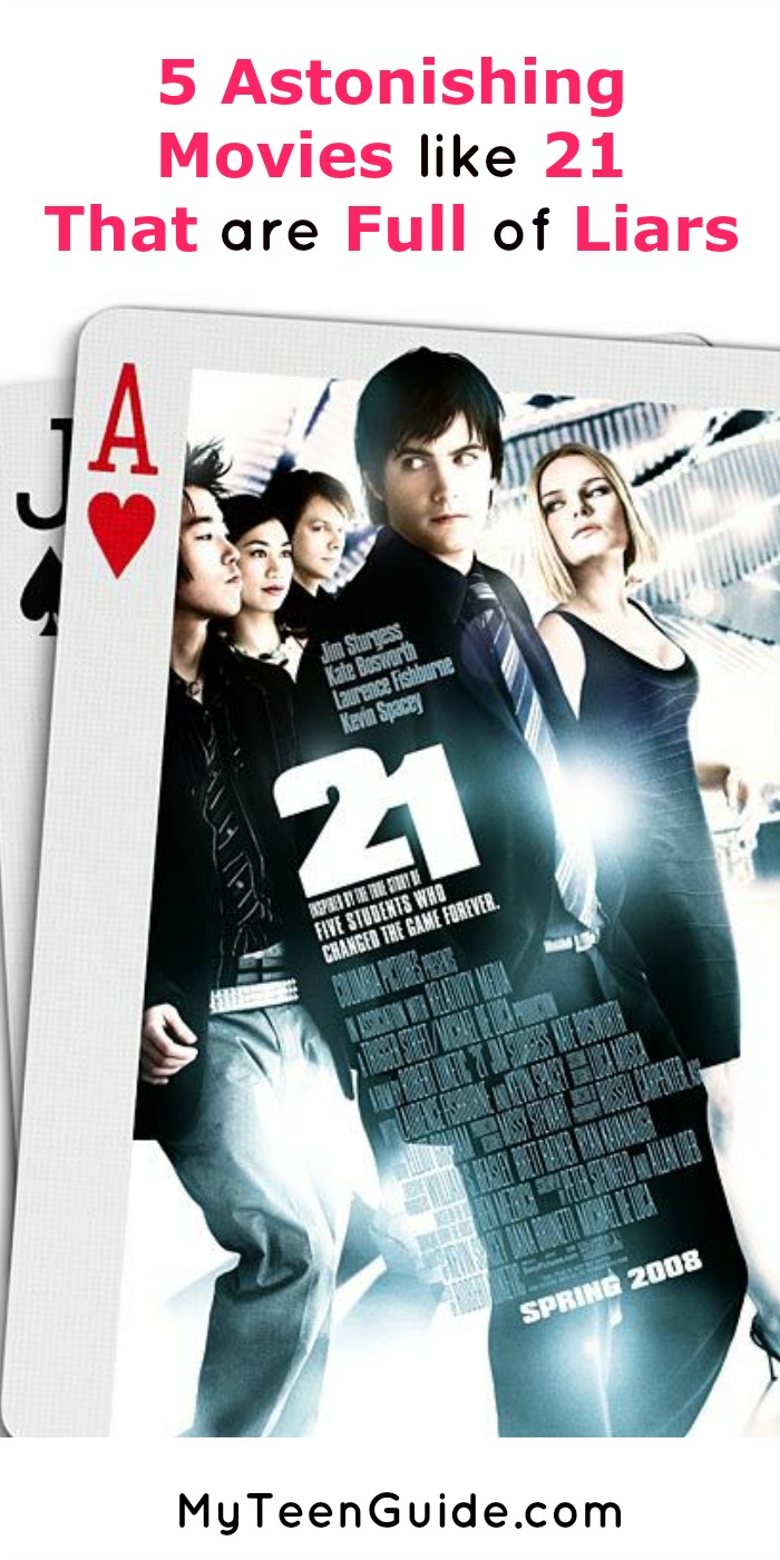 If you think you could pull a fast one, then you need to check out these movies like 21! These fast-paced heist movies are the perfect way to get your adrenaline pumping!