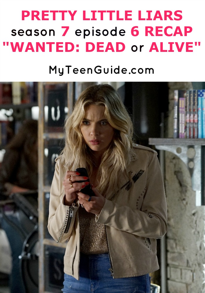 Wow, it was intense on Pretty Little Liars Recap Season 7 Episode 6. Someone died, someone got engaged and a major breakup? AHH! Find out who in our recap!