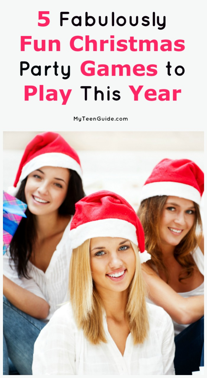 Looking for a fun way to fill your family gatherings with laughter and bliss instead of awkward silence? Check out our top five favorite Christmas party games!