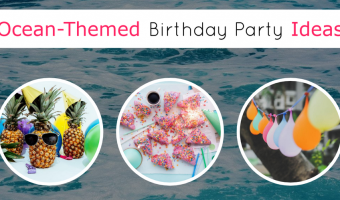 If you can't go to the beach for your special day, bring it to you with these ocean-themed birthday party ideas! Keep reading to find out how to throw a bash that celebrates everything you love about the ocean!