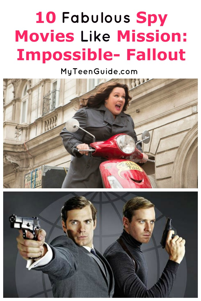 If you're looking for more movies like Mission Impossible: Fallout, you really can't go wrong with any of these flicks! From high crimes to hi-jinks, these movies have everything you're craving in a spy film!