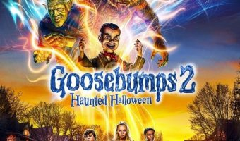 I'm so excited to share these awesome Goosebumps 2: Haunted Halloween movie quotes, trivia, and cast facts with you! Check them out!