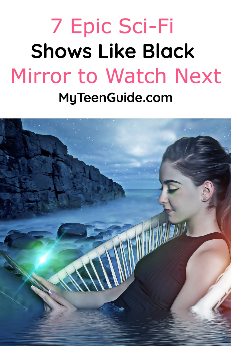 Looking for more suspenseful sci-fi shows like Black Mirror to watch next? Check out our top 7 picks!