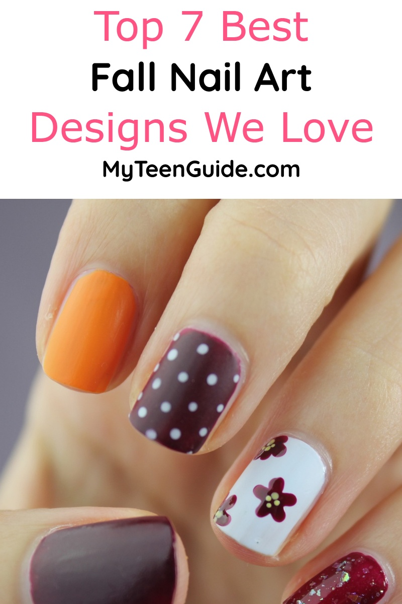 Looking for the best fall nail art designs for Halloween, Thanksgiving & everything in between? Check out 7 we're living for right now!