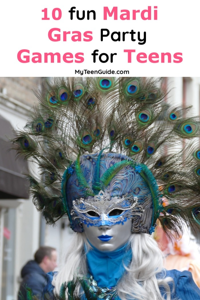 Get ready to celebrate Fat Tuesday in style with our favorite Mardi Gras games for teens! Check them out!