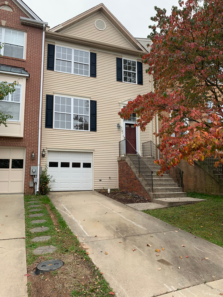 Frederick, MD SOLD for $245,000