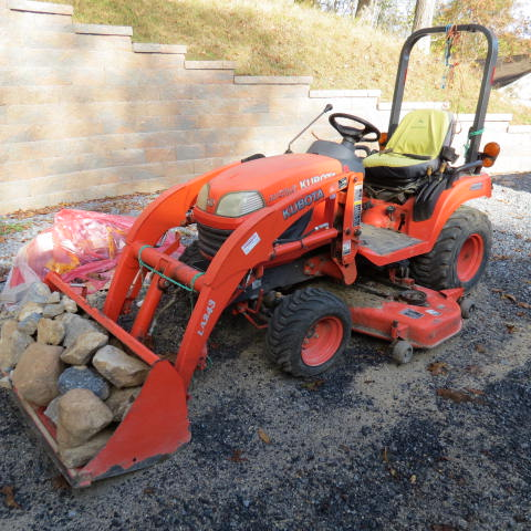 Kubota SOLD for $6,500