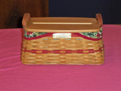 Longaberger Basket SOLD for $75