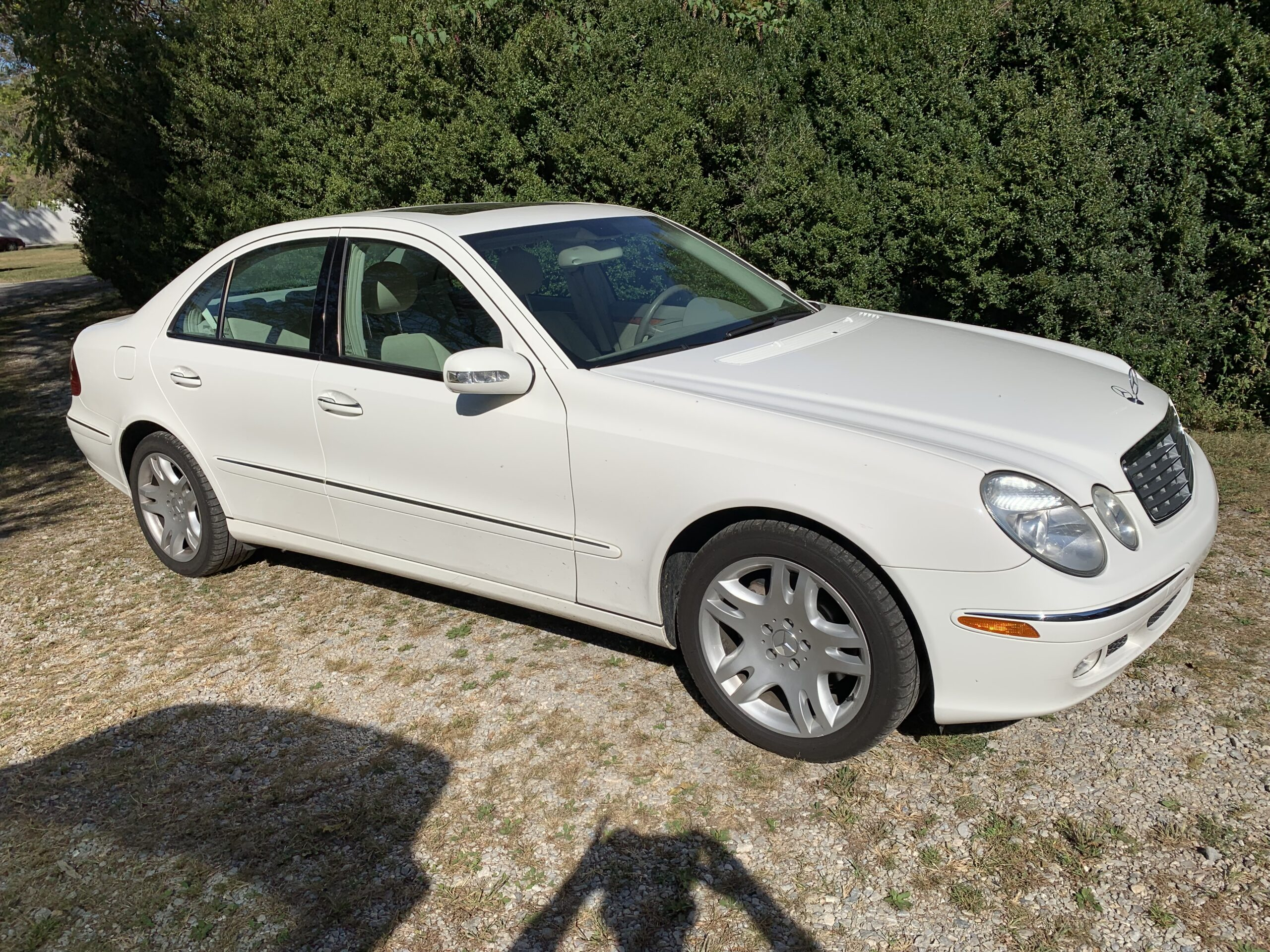 Mercedes SOLD for $9100