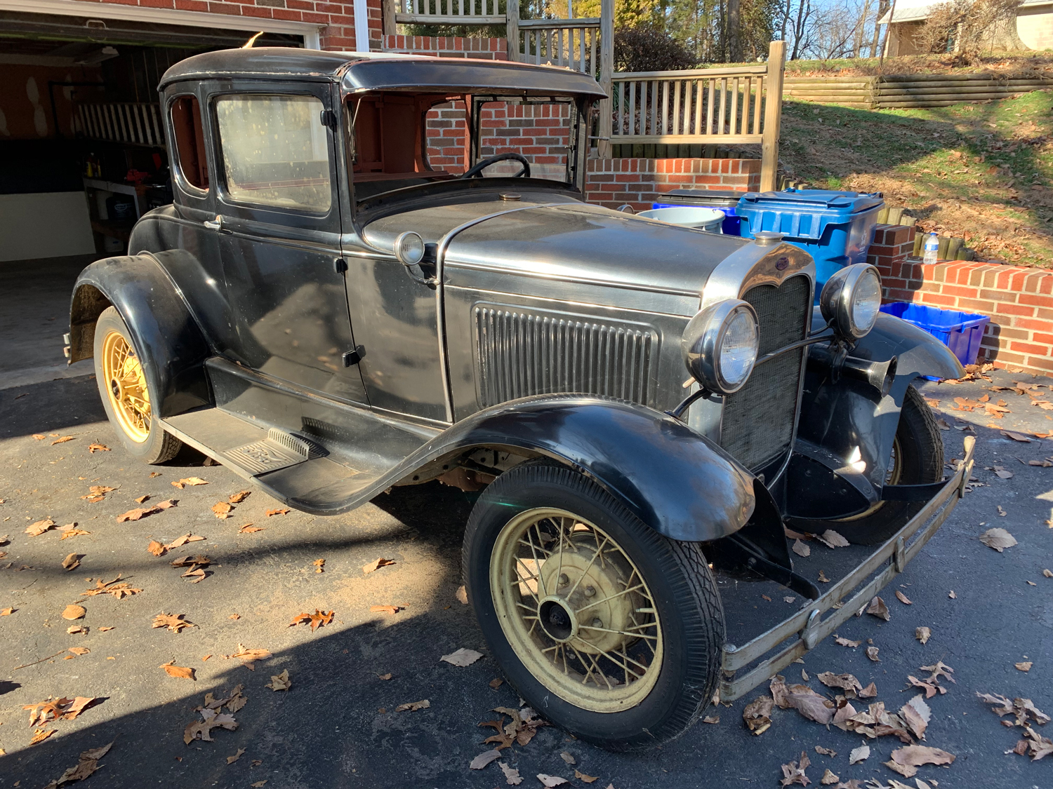 Model A SOLD for $6,000