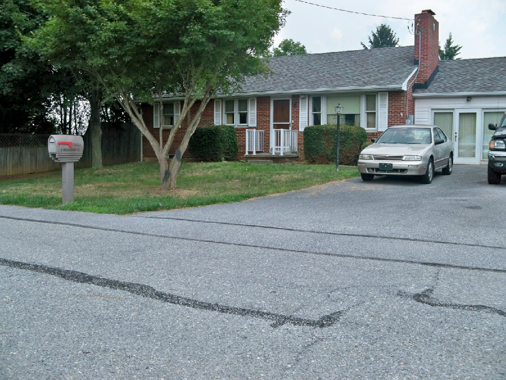 Walkersville, MD SOLD for $163,500