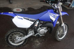 Yamaha Dirt Bike SOLD for $5,300