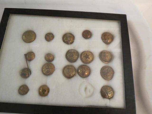 Civil War Buttons $14,500