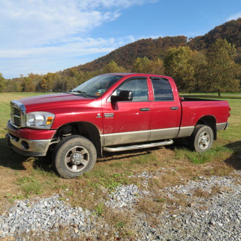 Ford F150 SOLD for $15,500