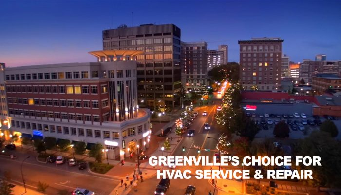 Greenville's Choice for HVAC
