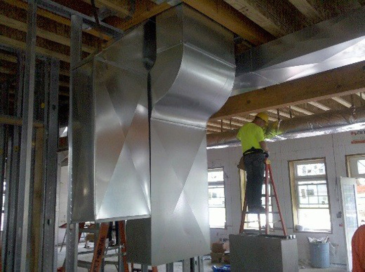 Ductwork, Design & Build