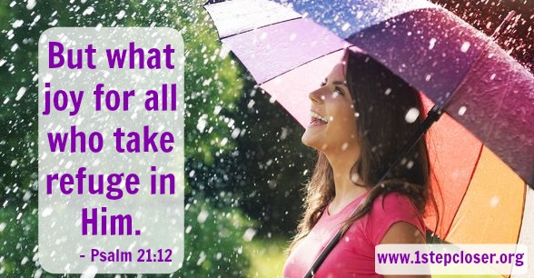 Psalm 21:12