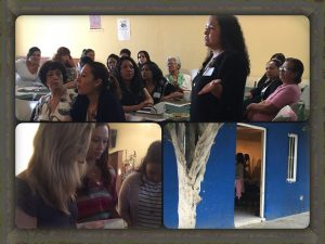 A glimpse into my day with the women of Calvary Chapel Guadalajara.