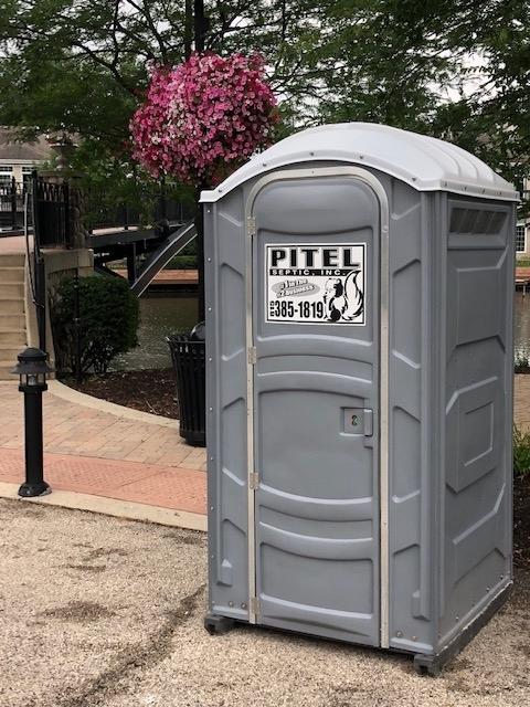 Pitel Septic Portable Toilet