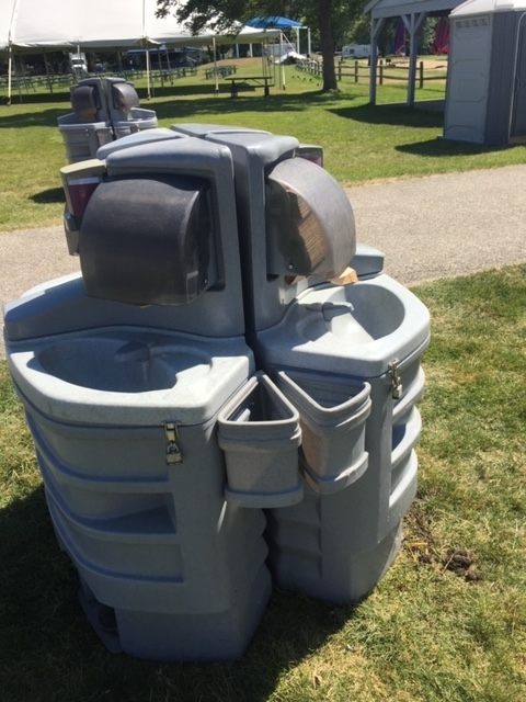 Pitel Septic Portable Hand Washing Station
