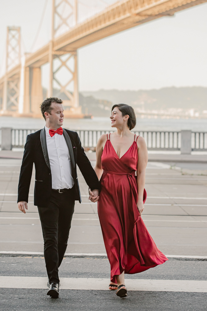 bay-bridge-engagement-photoshoot