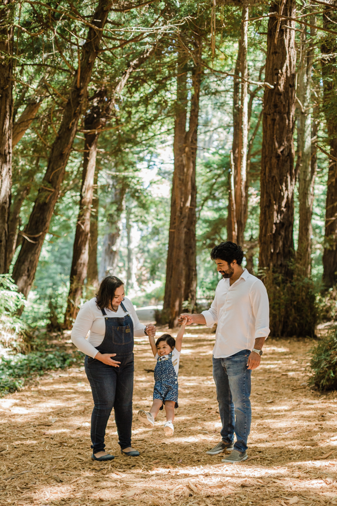 family photos in San Francisco