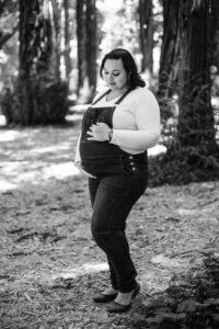 maternity photographer Golden Gate Park San Francisco
