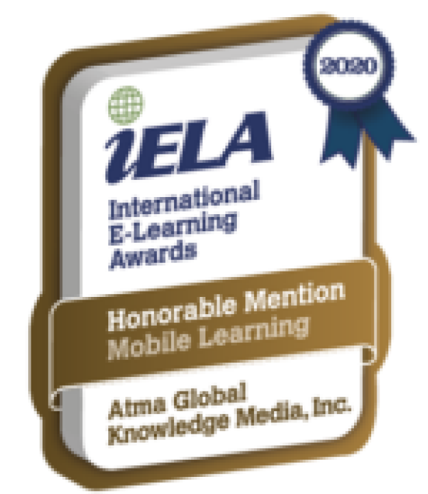 iELA Honorable Mention