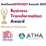 AtmaGlobal AmCham Award 2021