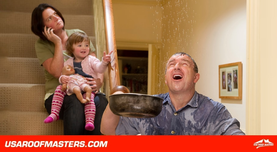 Prevent Leaking Roofs