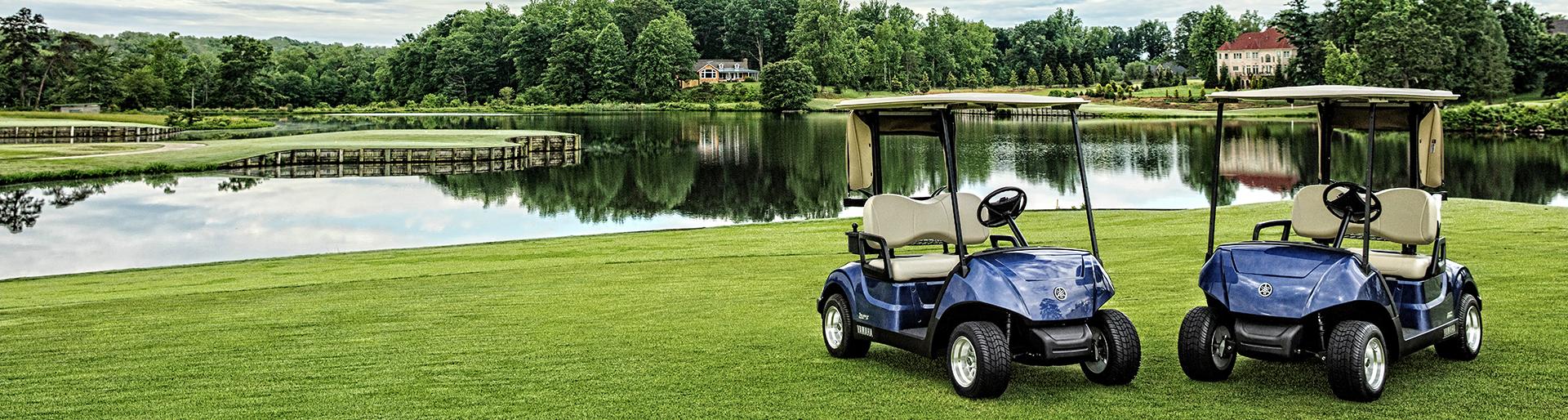 Coastal Carts - Yamaha Golf Carts and Lance Scooters