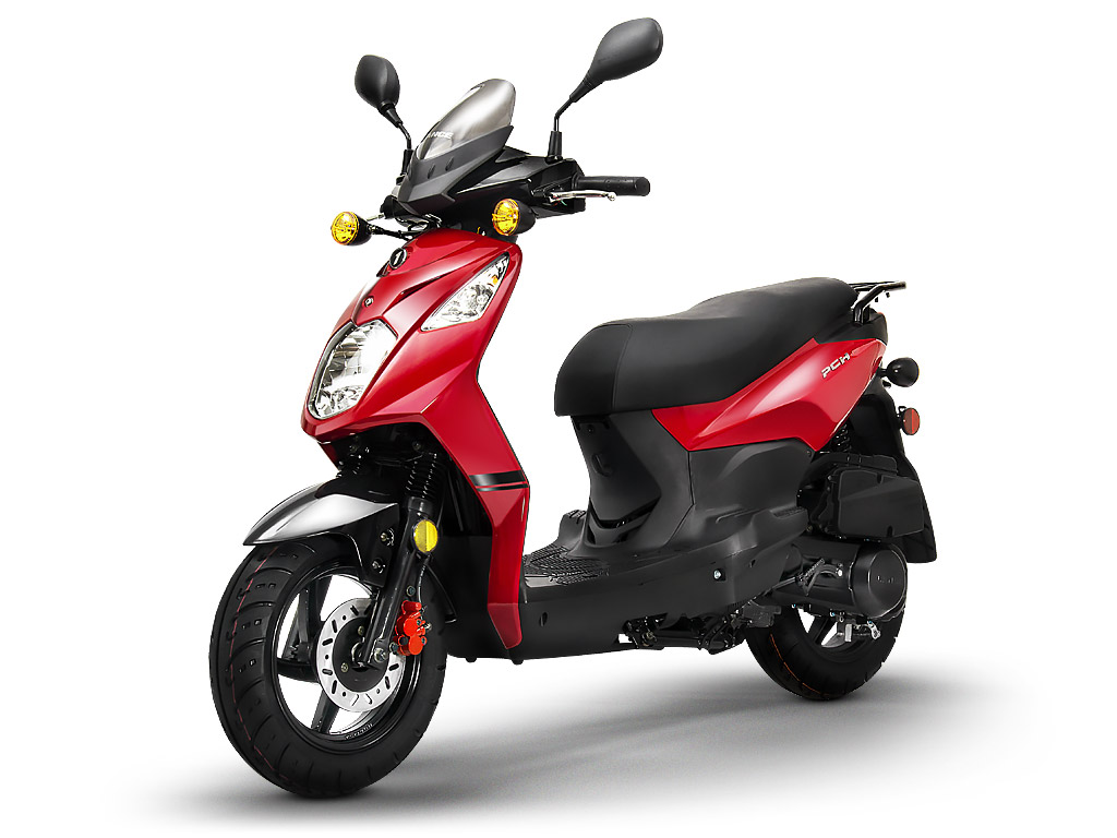 Scooter Rental Lance PCH