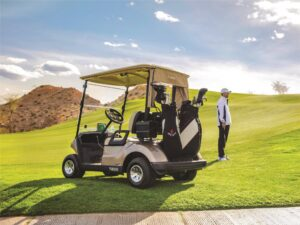 Consumer Golf Cart - Photo 6