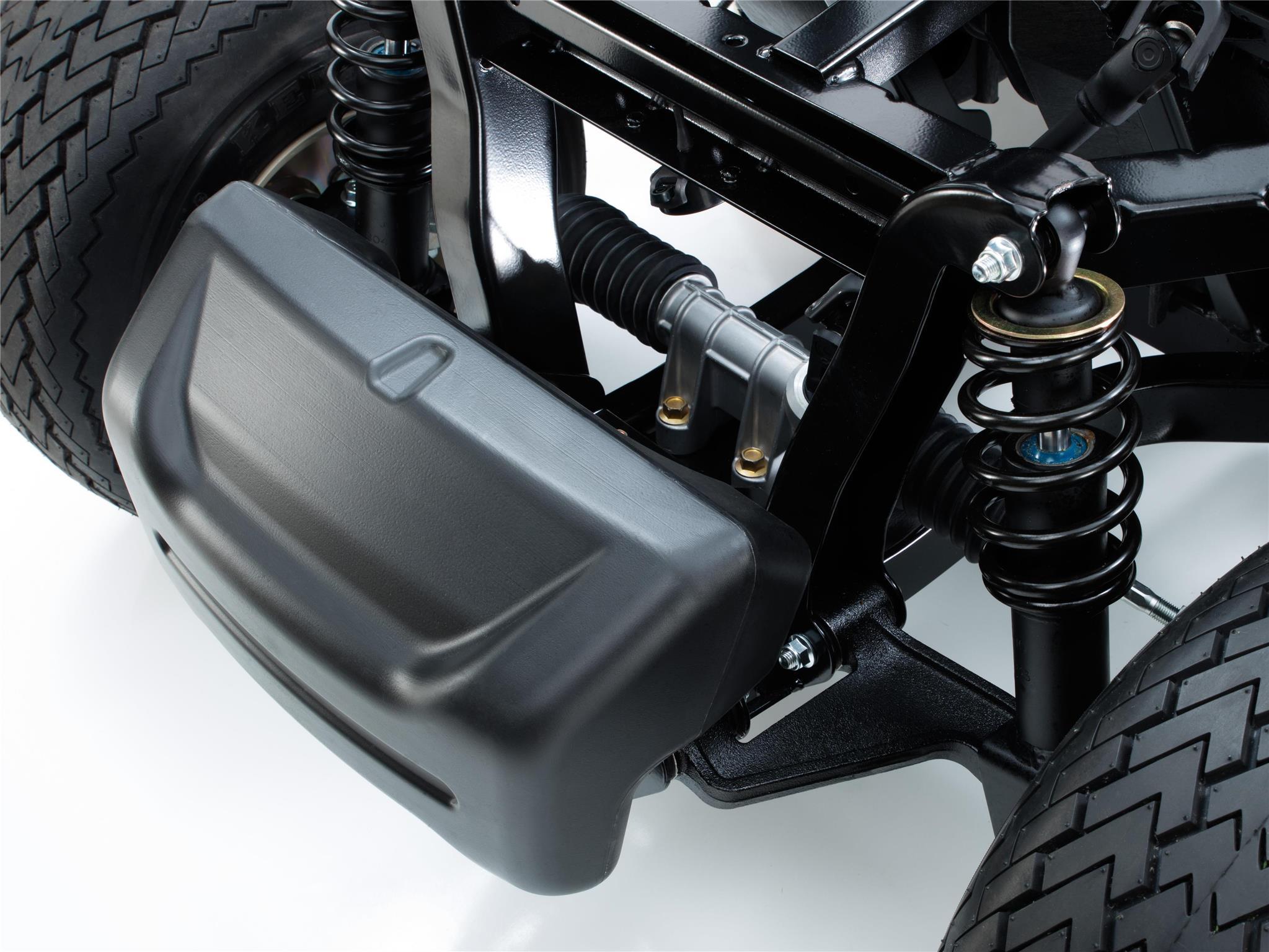Consumer Golf Cart - FRONT SUSPENSION