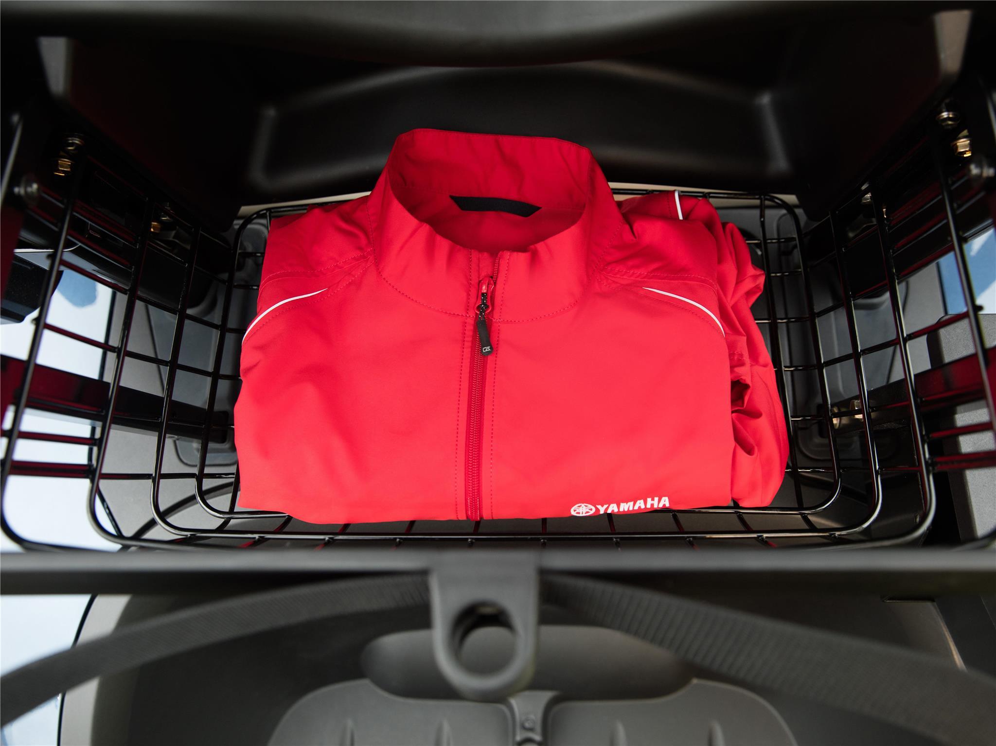 Consumer Golf Cart - LARGER SWEATER BASKET